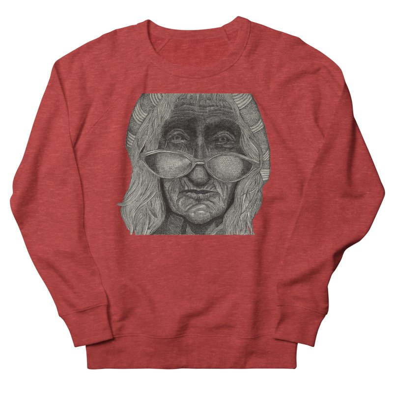 Jasper Verspaandonk Women's French Terry Sweatshirt by Misterdressup