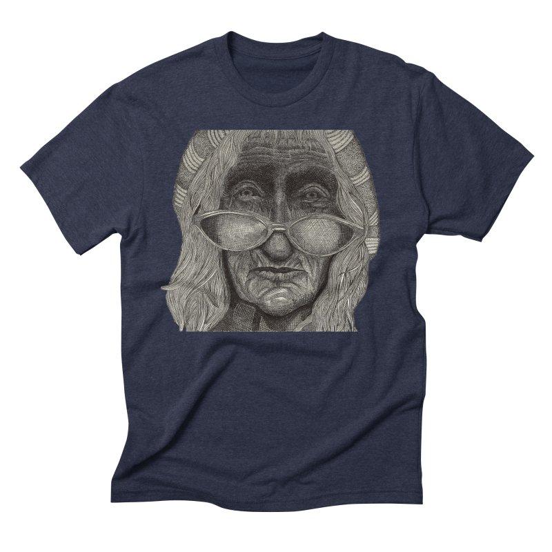 Jasper Verspaandonk Men's Triblend T-Shirt by Misterdressup