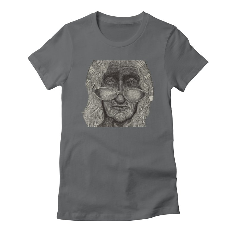 Jasper Verspaandonk Women's Fitted T-Shirt by Misterdressup