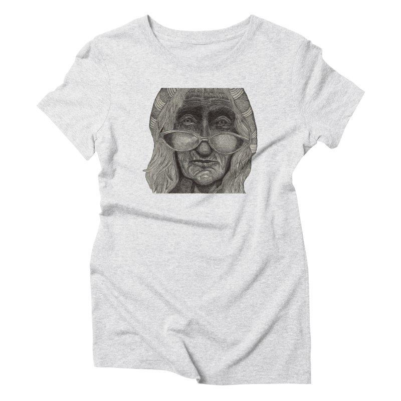 Jasper Verspaandonk Women's Triblend T-Shirt by Misterdressup