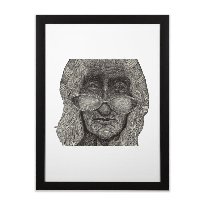 Jasper Verspaandonk Home Framed Fine Art Print by Misterdressup