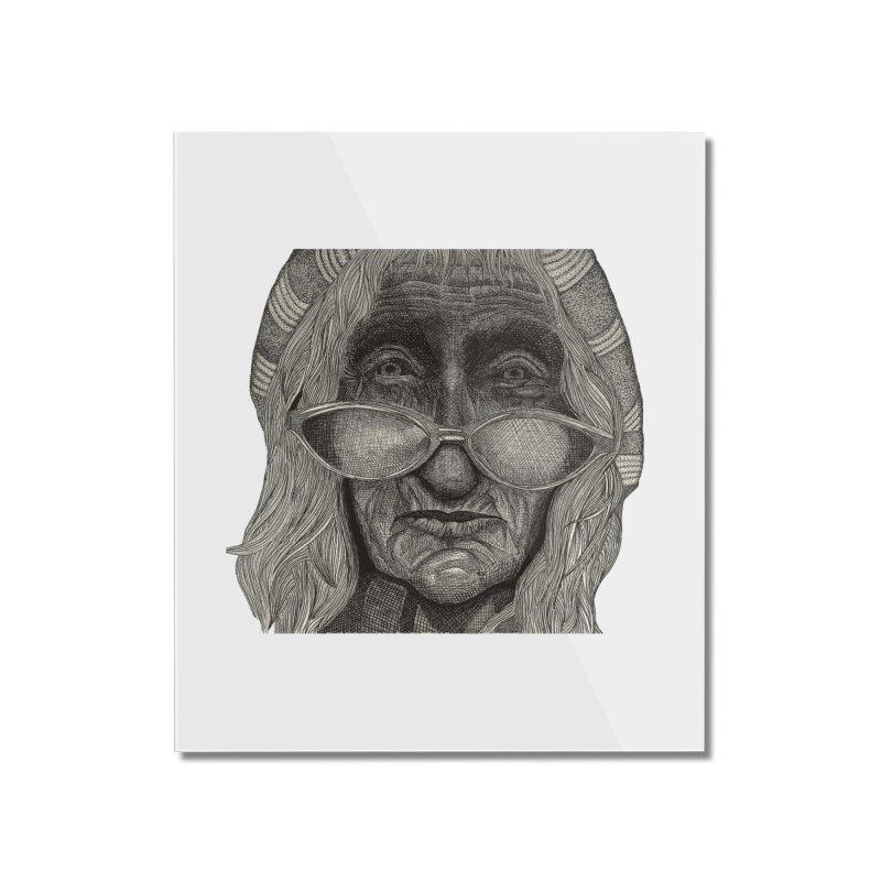 Jasper Verspaandonk Home Mounted Acrylic Print by Misterdressup