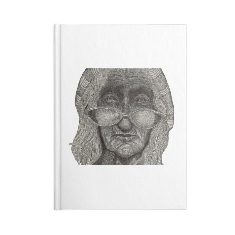 Jasper Verspaandonk Accessories Notebook by Misterdressup