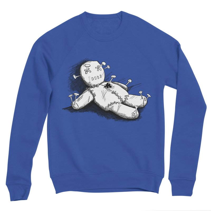 Keyla Rainbow Men's Sponge Fleece Sweatshirt by Misterdressup