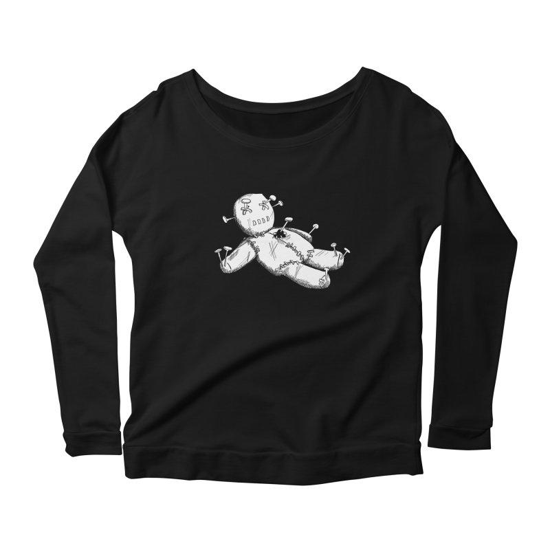 Keyla Rainbow Women's Scoop Neck Longsleeve T-Shirt by Misterdressup