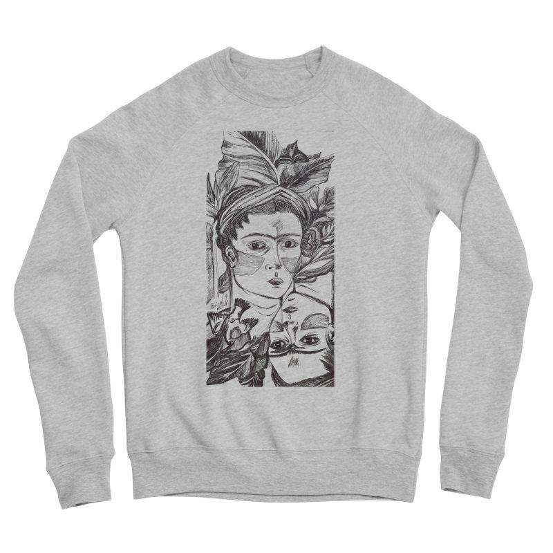 Parisa Talezadeh Men's Sponge Fleece Sweatshirt by Misterdressup