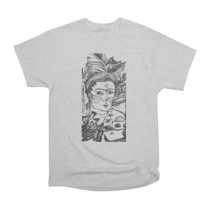 Parisa Talezadeh Men's Heavyweight T-Shirt by Misterdressup