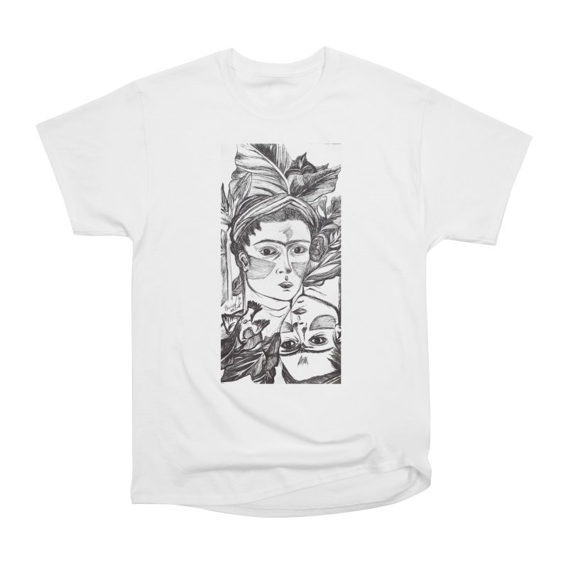 Parisa Talezadeh Women's Heavyweight Unisex T-Shirt by Misterdressup