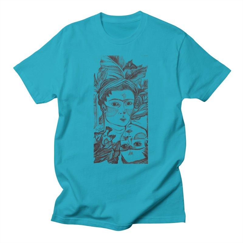 Parisa Talezadeh Women's Regular Unisex T-Shirt by Misterdressup
