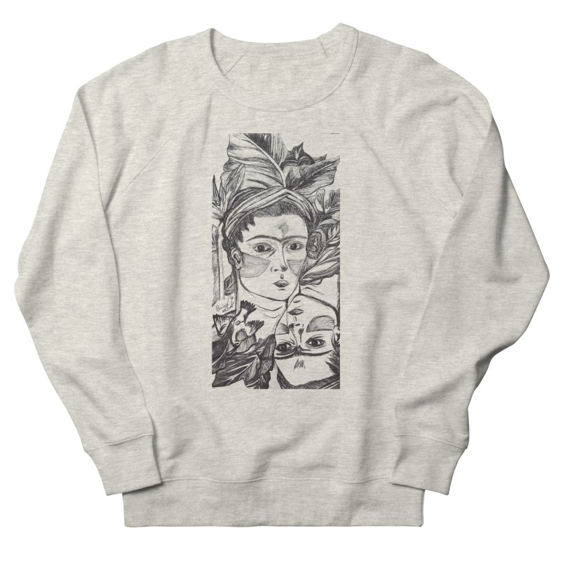 Parisa Talezadeh Women's French Terry Sweatshirt by Misterdressup