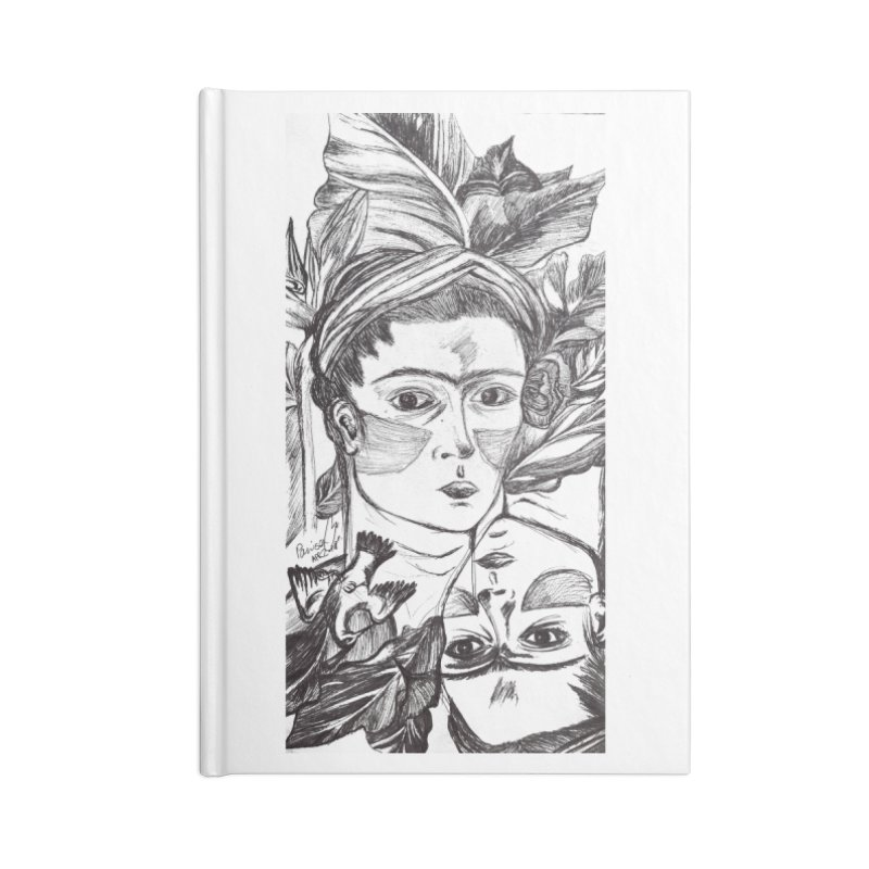 Parisa Talezadeh Accessories Notebook by Misterdressup