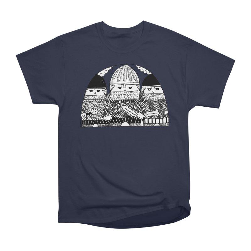 Pavel Shevchenko Men's Heavyweight T-Shirt by Misterdressup