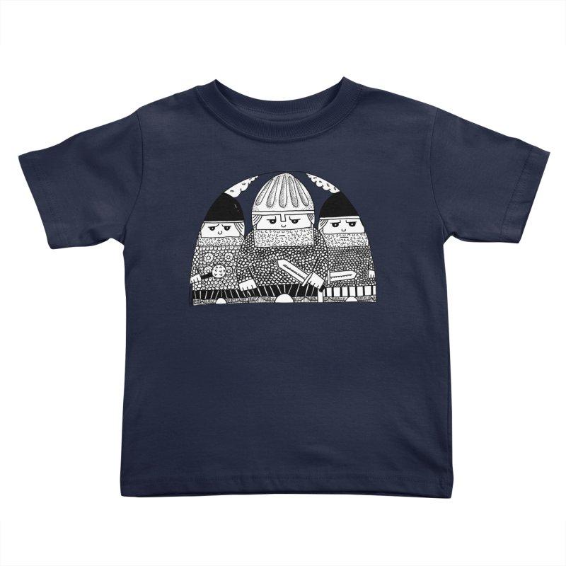 Pavel Shevchenko Kids Toddler T-Shirt by Misterdressup