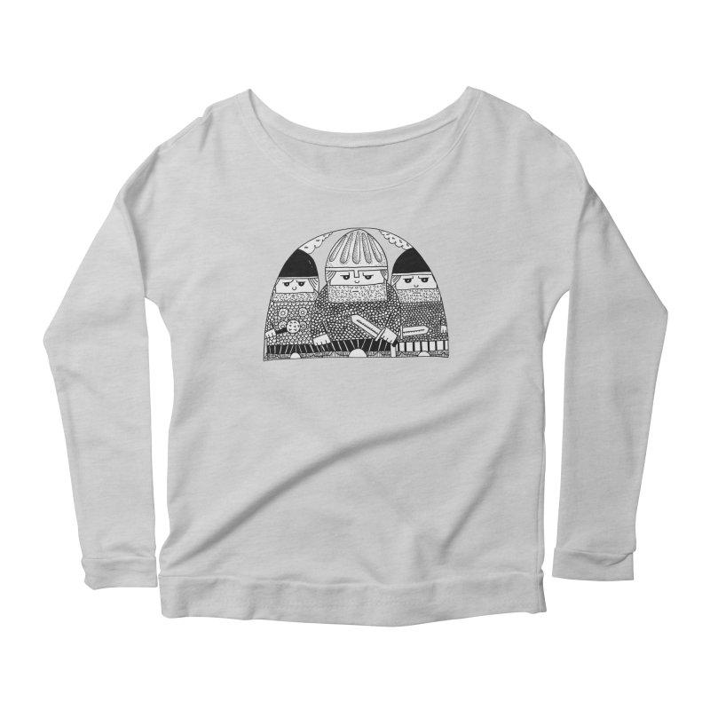 Pavel Shevchenko Women's Scoop Neck Longsleeve T-Shirt by Misterdressup