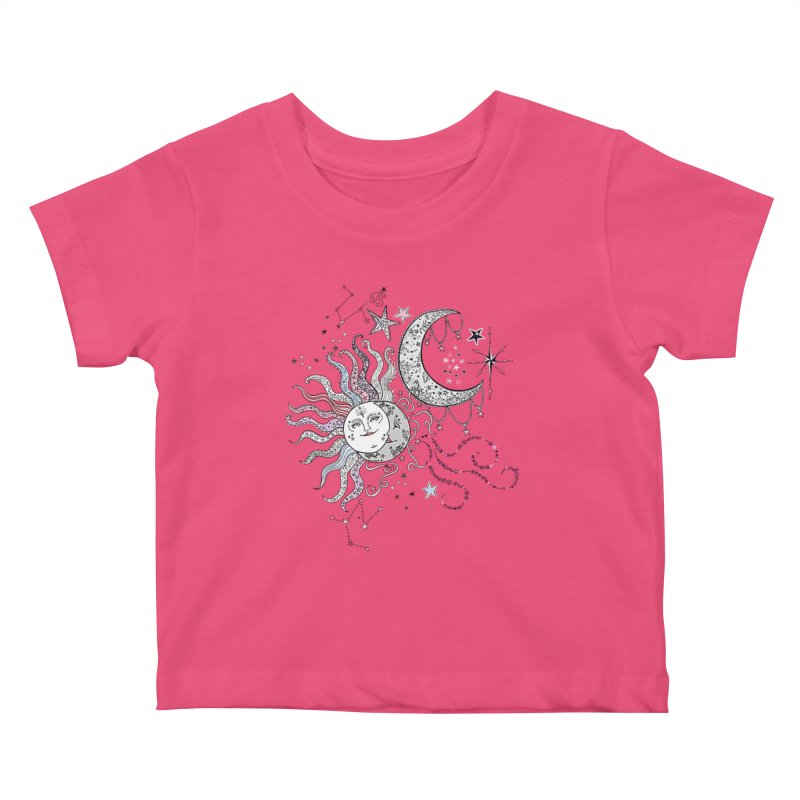 Stacie Charlton Kids Baby T-Shirt by Misterdressup