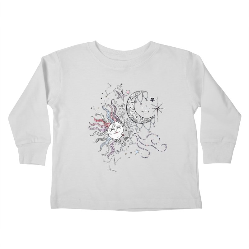 Stacie Charlton Kids Toddler Longsleeve T-Shirt by Misterdressup