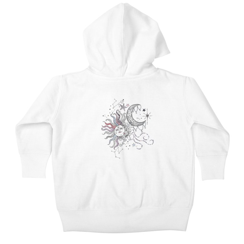 Stacie Charlton Kids Baby Zip-Up Hoody by Misterdressup