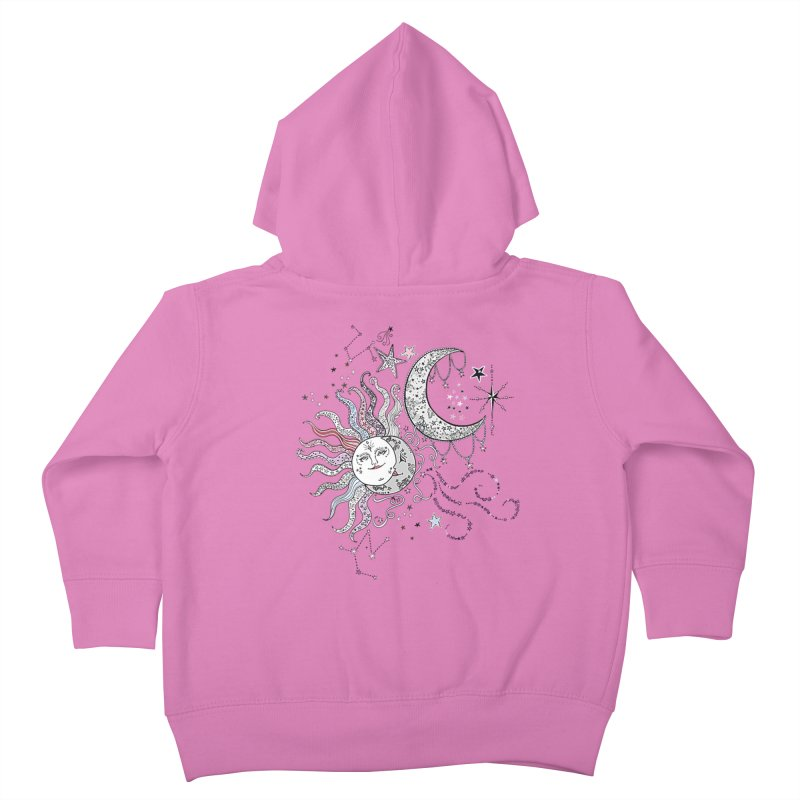 Stacie Charlton Kids Toddler Zip-Up Hoody by Misterdressup