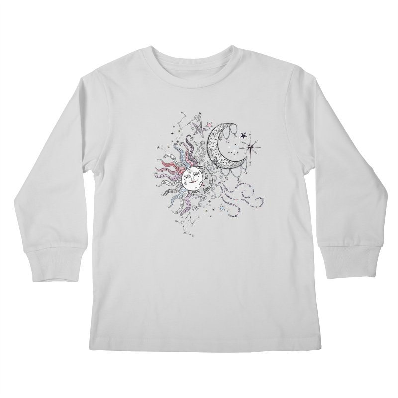 Stacie Charlton Kids Longsleeve T-Shirt by Misterdressup