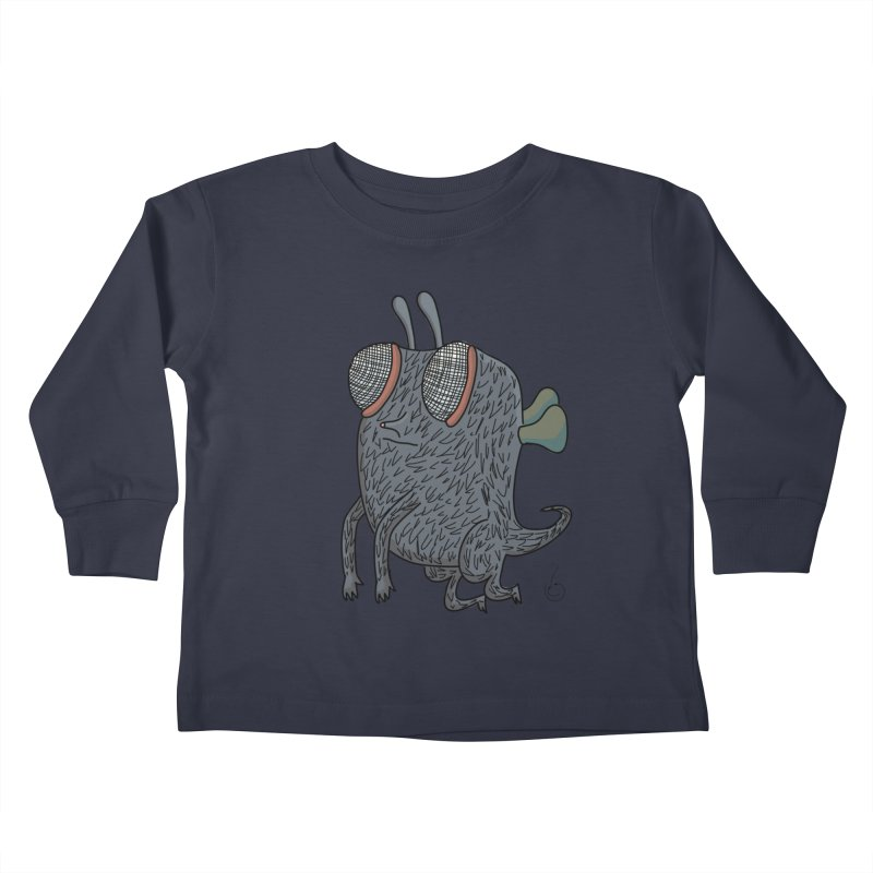 Just Chillin Kids Toddler Longsleeve T-Shirt by Misterdressup