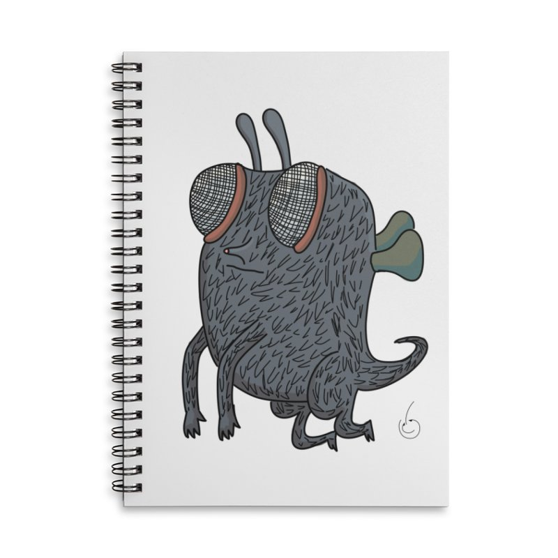 Just Chillin Accessories Lined Spiral Notebook by Misterdressup