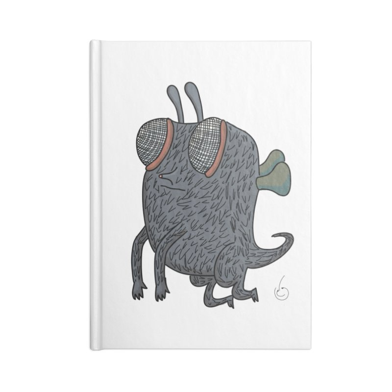 Just Chillin Accessories Lined Journal Notebook by Misterdressup