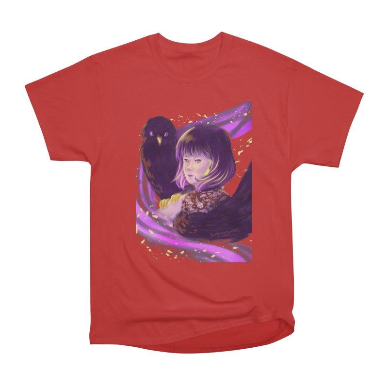 Dana Mapalad - 'Allure' Women's Heavyweight Unisex T-Shirt by Misterdressup