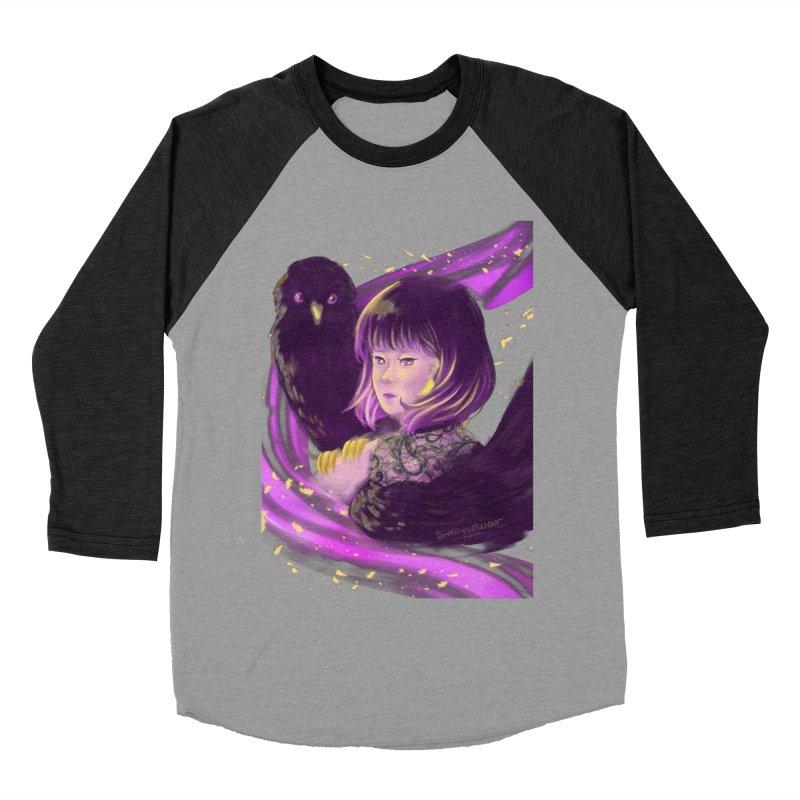 Dana Mapalad - 'Allure' Women's Baseball Triblend Longsleeve T-Shirt by Misterdressup