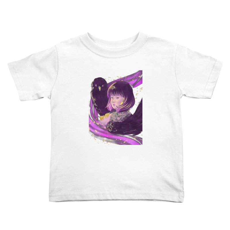Dana Mapalad - 'Allure' Kids Toddler T-Shirt by Misterdressup