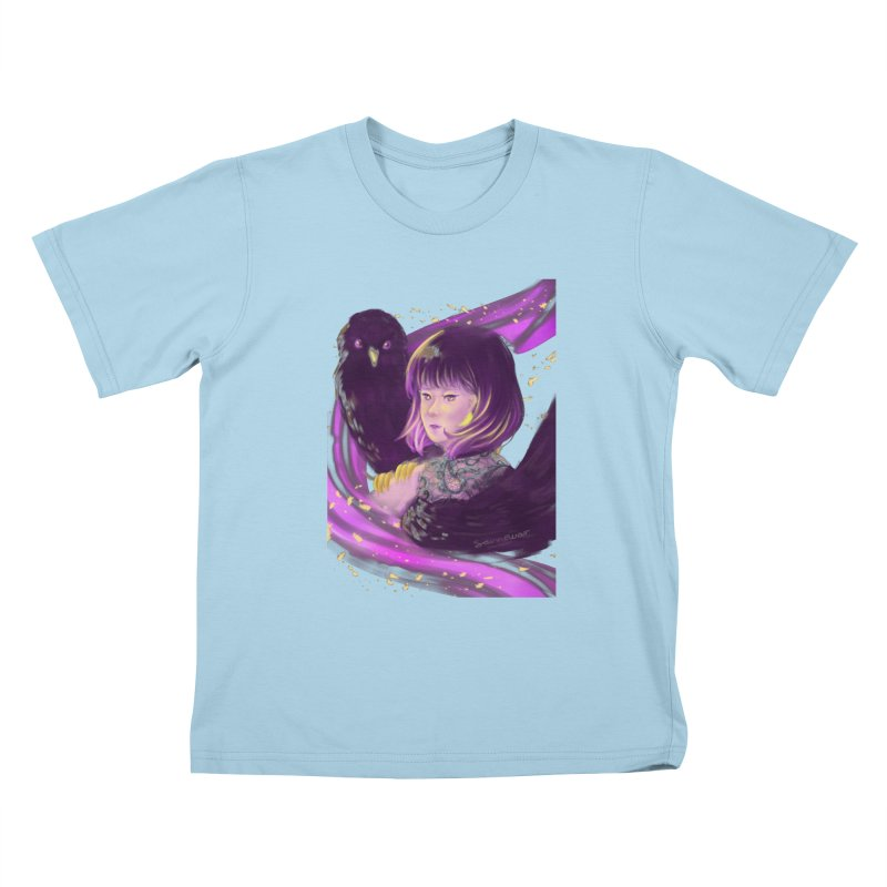 Dana Mapalad - 'Allure' Kids T-Shirt by Misterdressup