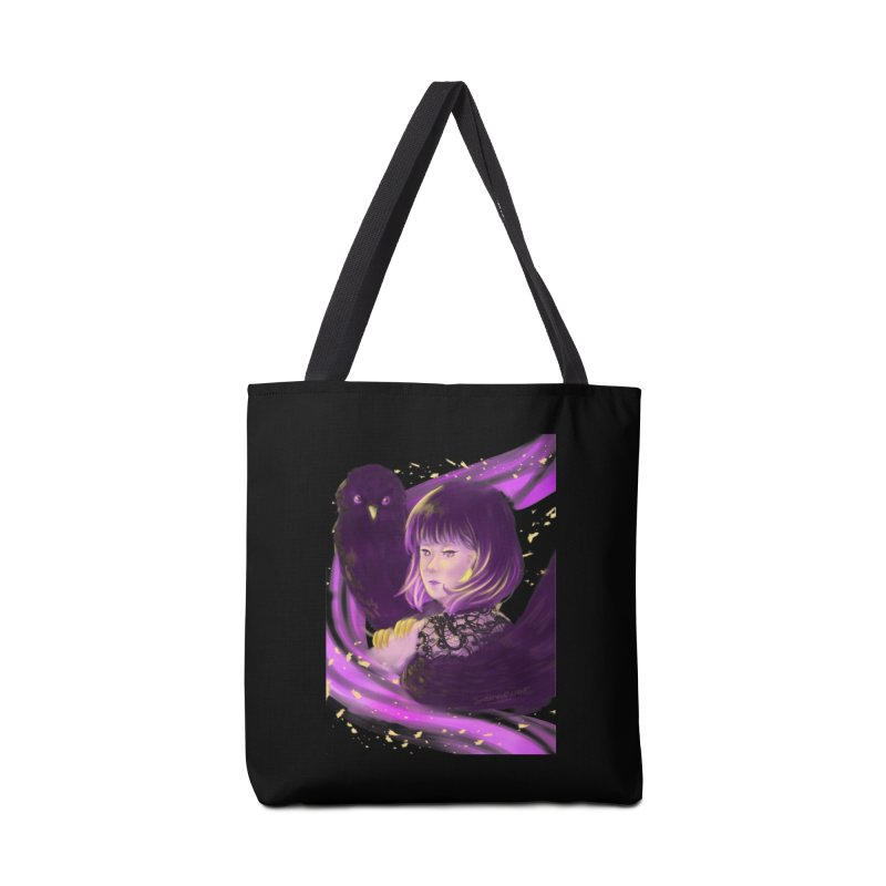 Dana Mapalad - 'Allure' Accessories Tote Bag Bag by Misterdressup