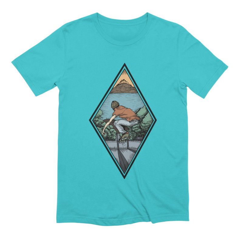 Igor Vannuci Men's Extra Soft T-Shirt by Misterdressup