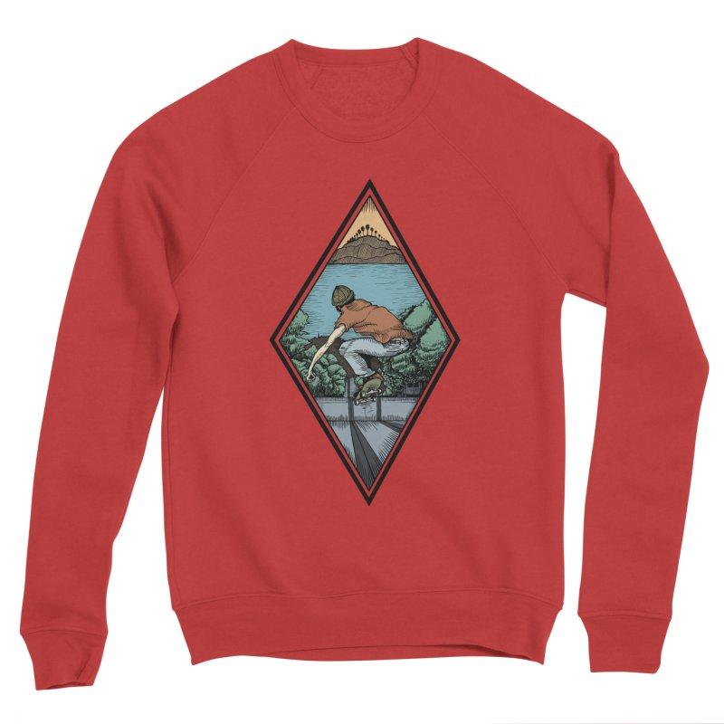 Igor Vannuci Men's Sponge Fleece Sweatshirt by Misterdressup