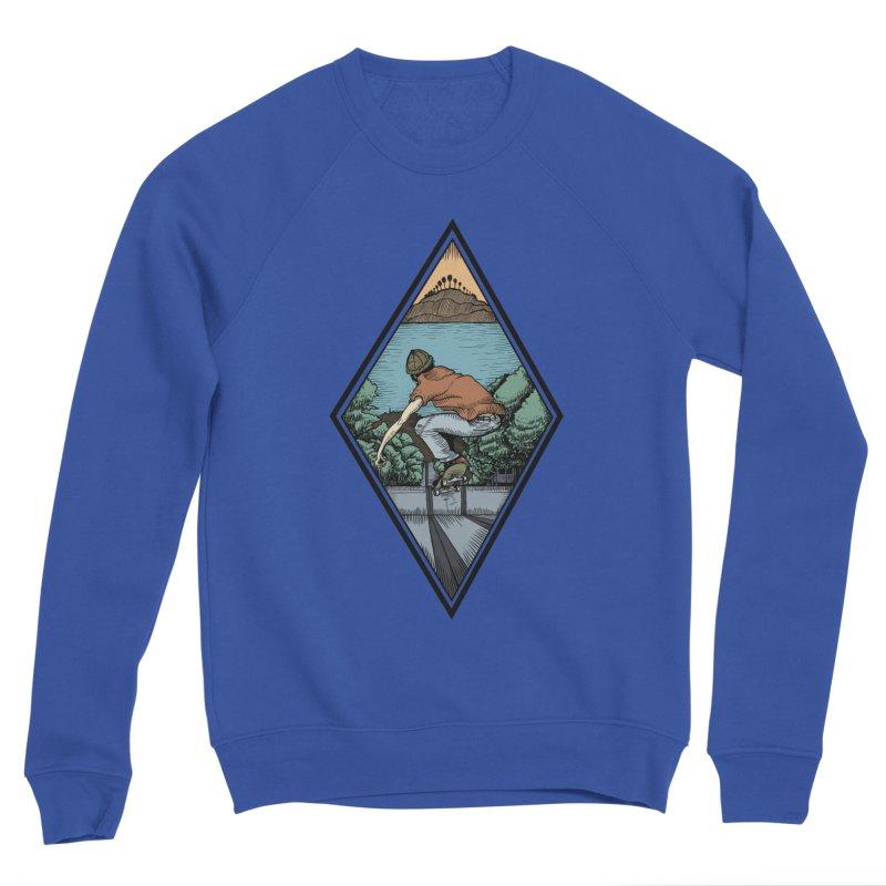 Igor Vannuci Women's Sponge Fleece Sweatshirt by Misterdressup