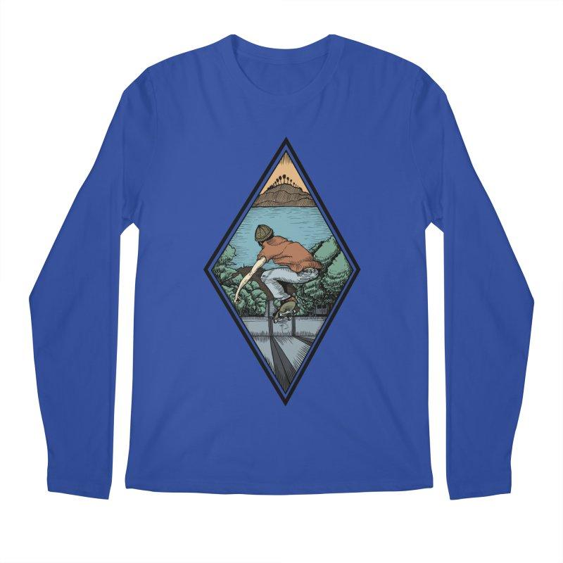 Igor Vannuci Men's Regular Longsleeve T-Shirt by Misterdressup