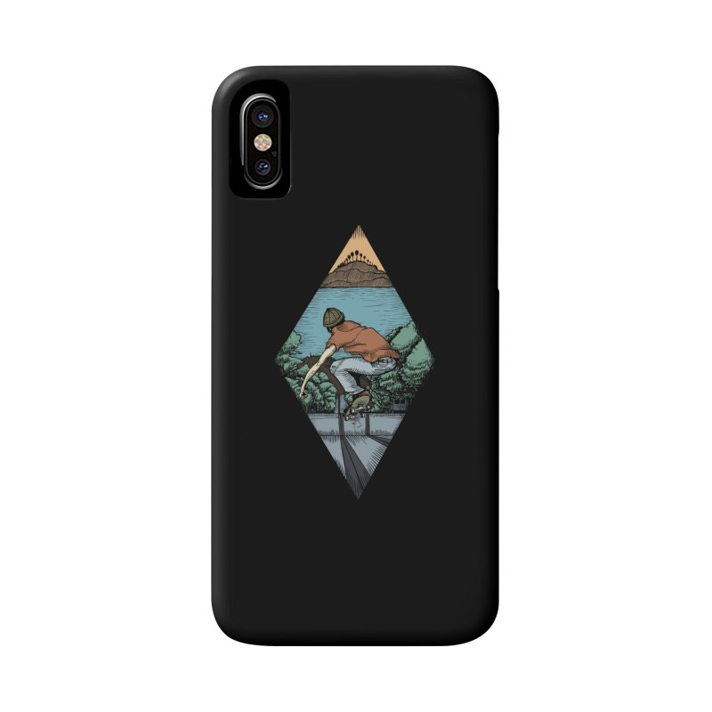 Igor Vannuci Accessories Phone Case by Misterdressup