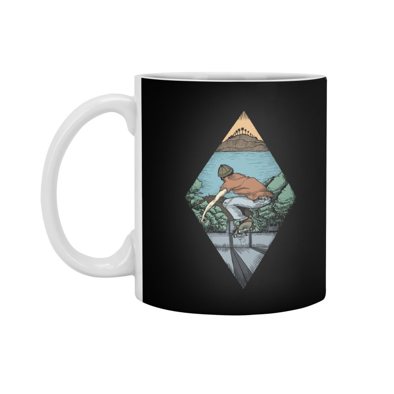Igor Vannuci Accessories Mug by Misterdressup