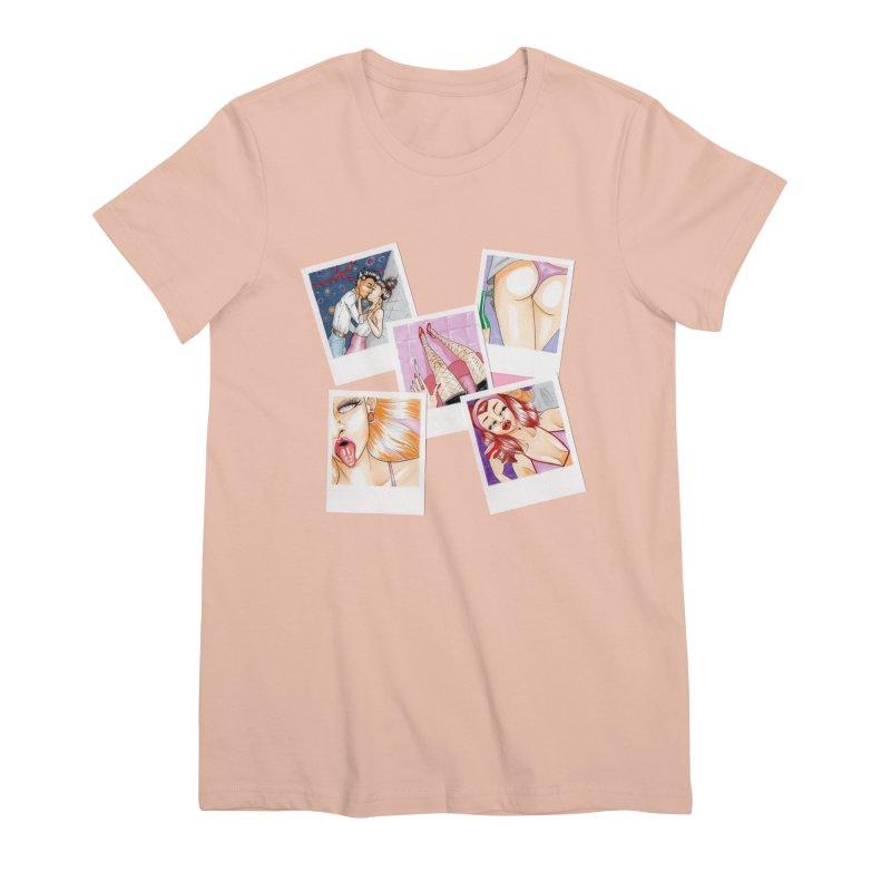 Mô.otto Women's Premium T-Shirt by Misterdressup