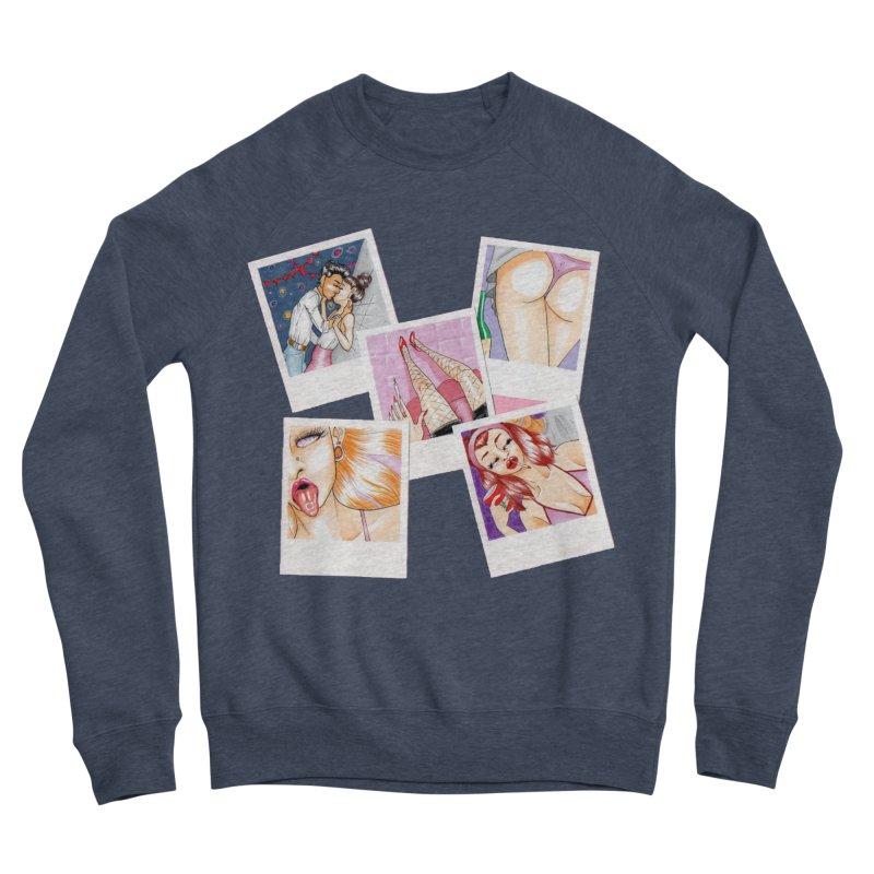 Mô.otto Men's Sponge Fleece Sweatshirt by Misterdressup