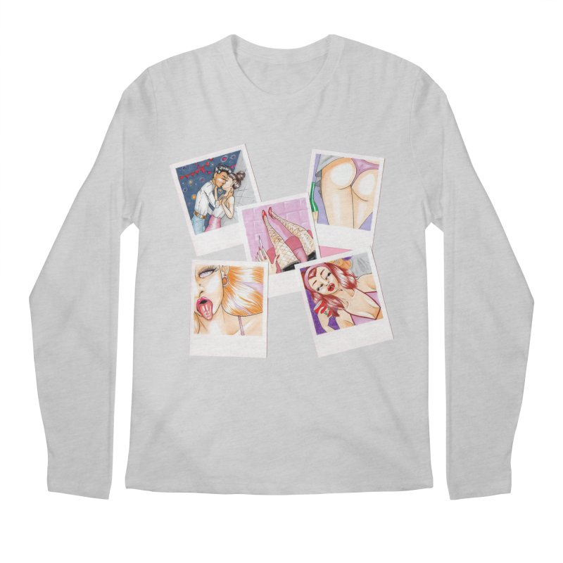 Mô.otto Men's Regular Longsleeve T-Shirt by Misterdressup
