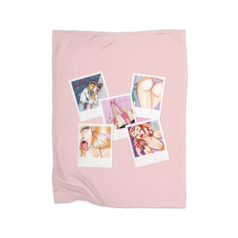 Mô.otto Home Fleece Blanket Blanket by Misterdressup
