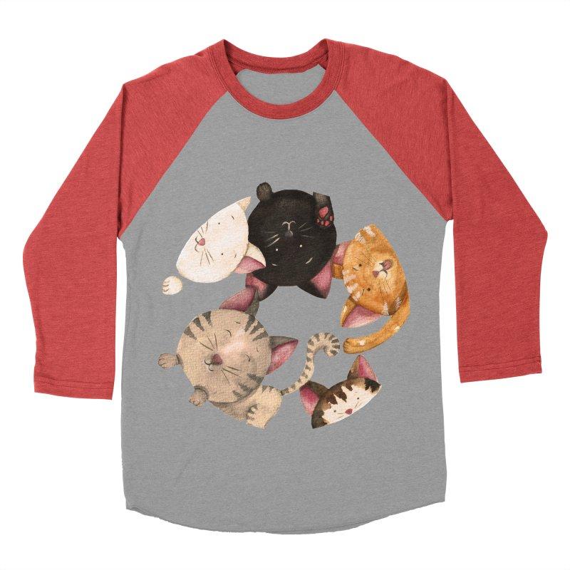 Paulina Wesolowska Women's Baseball Triblend Longsleeve T-Shirt by Misterdressup