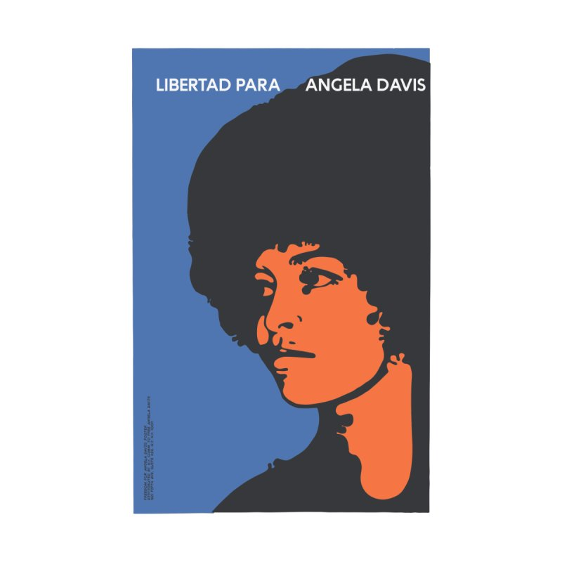 History Art Collective no.003: Libertad Para Angela Davis Men's Triblend T-shirt by Mister Earl Grey