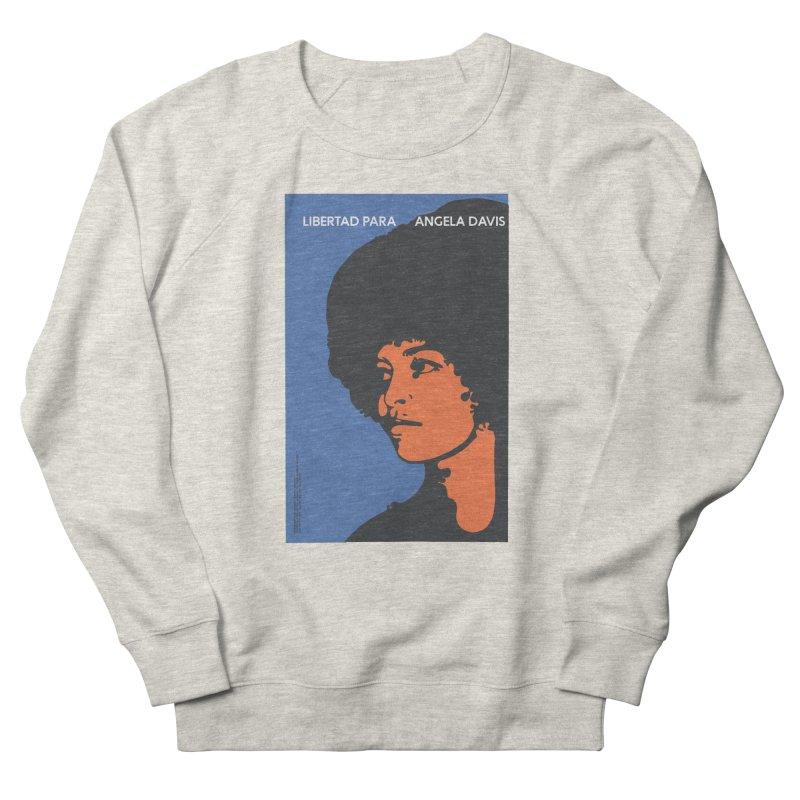 History Art Collective no.003: Libertad Para Angela Davis Women's Sweatshirt by Mister Earl Grey