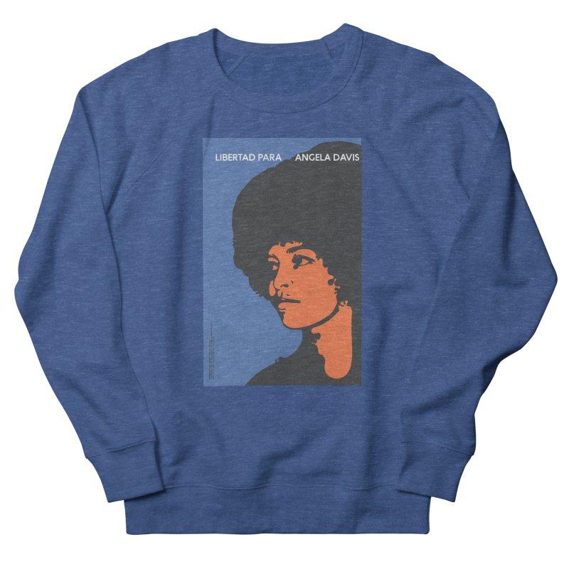 History Art Collective no.003: Libertad Para Angela Davis Men's Sweatshirt by Mister Earl Grey