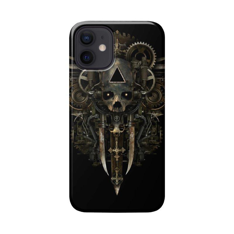 GOATSUCKER Accessories Phone Case by The Dark Arts of Mister Sam Shearon
