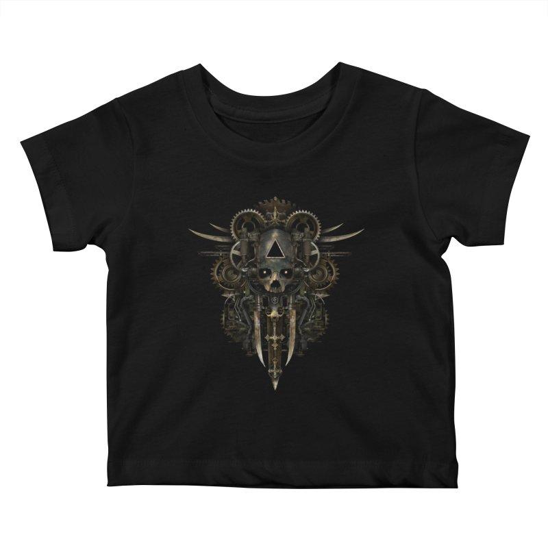 GOATSUCKER Kids Baby T-Shirt by The Dark Arts of Mister Sam Shearon