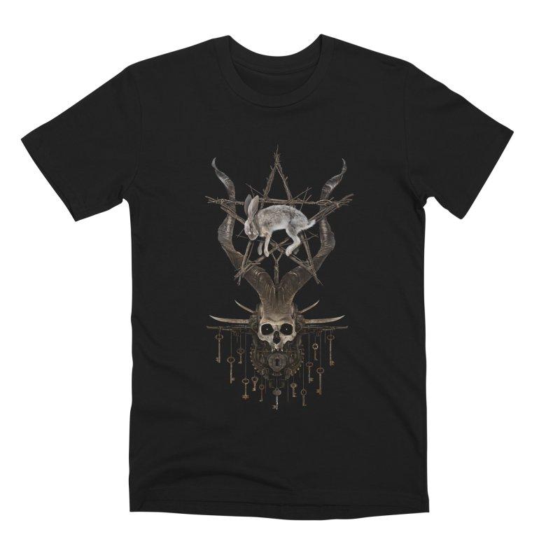 Key to the season Men's T-Shirt by The Dark Arts of Mister Sam Shearon
