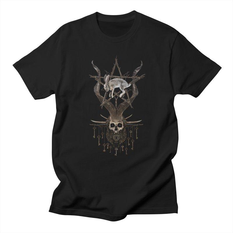 Key to the season Women's T-Shirt by The Dark Arts of Mister Sam Shearon