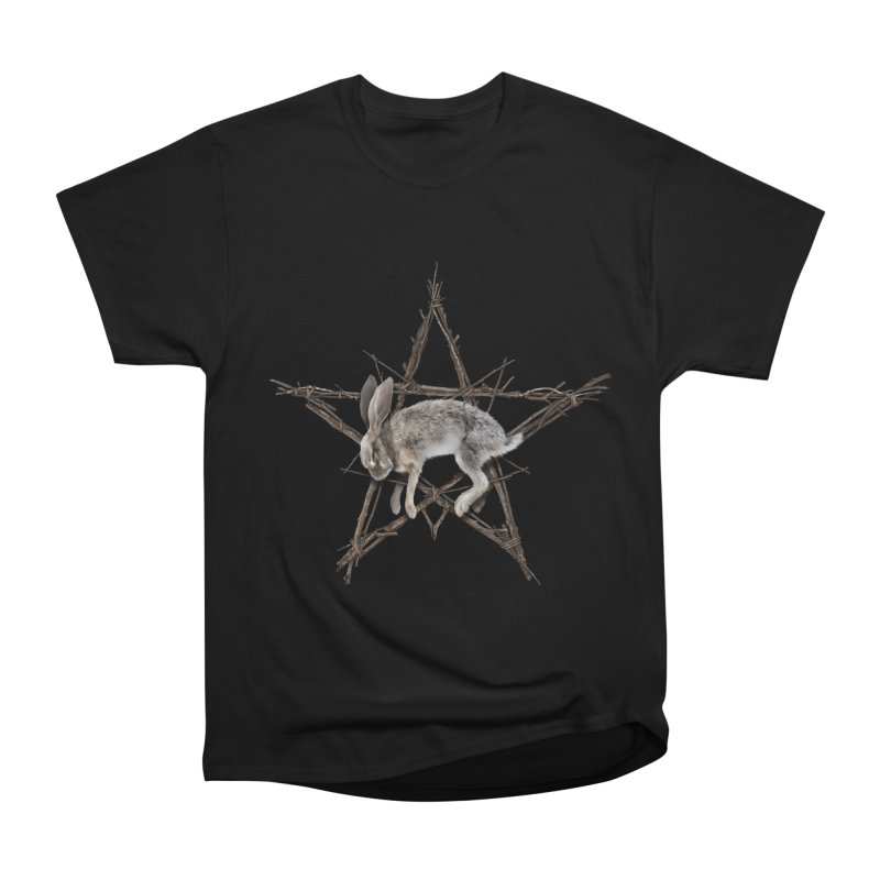 THE WICKER BUNNY Women's T-Shirt by The Dark Arts of Mister Sam Shearon